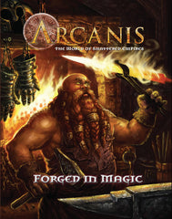 Forged in Magic (Arcanis)