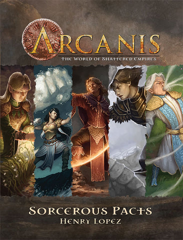 Arcanis: Sorcerous Pacts