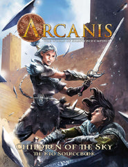 Arcanis: Children of the Sky - The Kio Sourcebook 5e