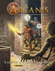 Arcanis: Codex of Adventures Volume 1