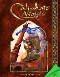 Tales of the Caliphate Nights (True 20) PDF