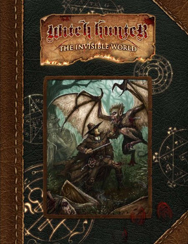 Witch Hunter: The Invisible World PDF
