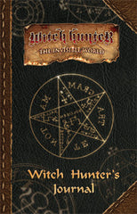 Witch Hunter Character Journal