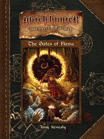 Witch Hunter: The Gates of Flame PDF