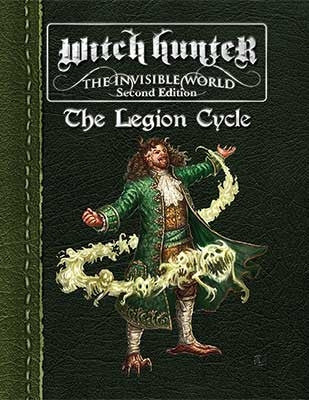 Witch Hunter: The Legion Cycle