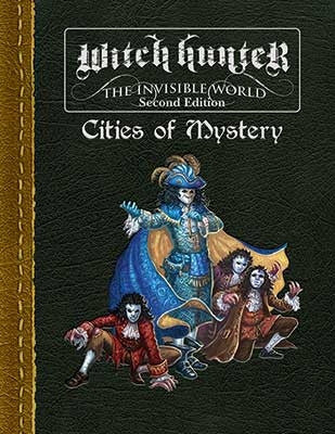 Witch Hunter: Cities of Mystery
