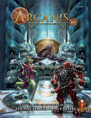 Arcanis 5E: The Ssethregoran Empire
