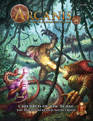 Arcanis 5E: Children of the Scale