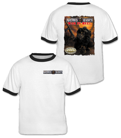 Weird War II T-Shirt (Savage Worlds)