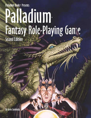 Palladium Fantasy Role-Playing Game 2nd Edition