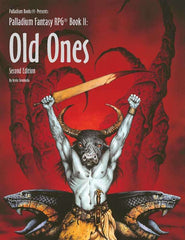 PFRPG 02: Old Ones, for Palladium Fantasy RPG 2nd Edition