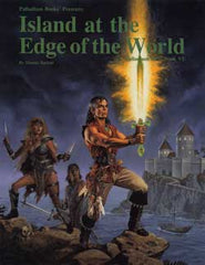 Palladium Fantasy RPG Book 6,  Island at the Edge of the World - 1st Edition Rules