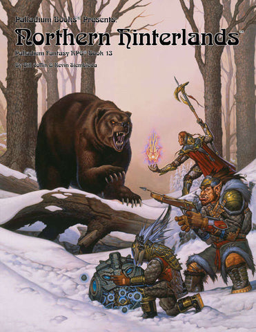 Palladium Fantasy RPG Book 13: Northern Hinterlands