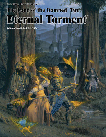 Palladium Fantasy RPG Book 15: Land of the Damned Two - Eternal Torment