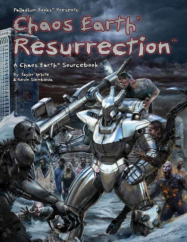 Rifts Chaos Earth: Sourcebook - Resurrection