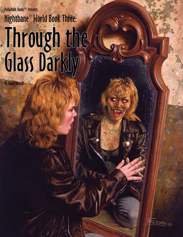 Nightbane RPG World Book 3: Through the Glass Darkly