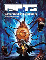 Rifts RPG: Ultimate Edition