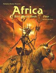 Rifts World Book 4: Africa
