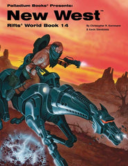 Rifts World Book 14: New West