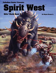 Rifts World Book 15: Spirit West