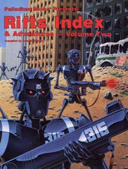 Rifts Index and Adventures Vol. Two