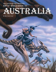 Rifts World Book 19: Australia