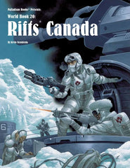 Rifts World Book 20: Canada