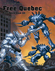 Rifts World Book 22: Free Quebec