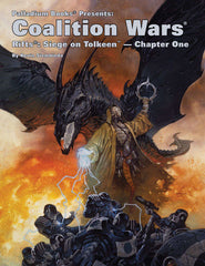 Rifts Coalition Wars: Siege on Tolkeen Chapter One - Sedition