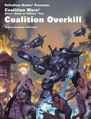 Rifts Coalition Wars: Siege on Tolkeen Chapter Two - Coalition Overkill