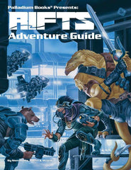 Rifts Adventure Guide
