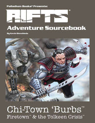 Rifts Adventure Sourcebook Two: Tolkeen Crisis