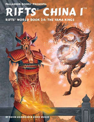 Rifts World Book 24: China One - The Yama Kings