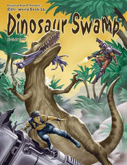 Rifts World Book 26: Dinosaur Swamp