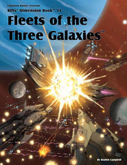 Rifts Dimension Book 13: Fleets of the Three Galaxies