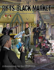 Rifts Black Market Sourcebook