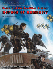 Rifts Secrets of the Coalition States – Heroes of Humanity