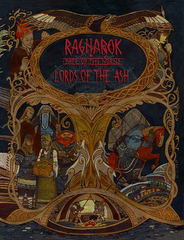Fate of the Norns: Ragnarok – Lords of the Ash (hardcover)