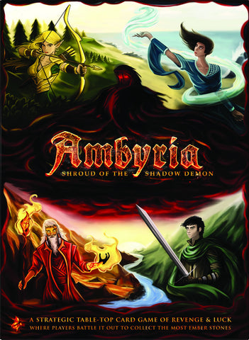 Ambyria: Shroud of the Shadow Demon Card Game