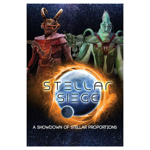 Stellar Siege Card Game