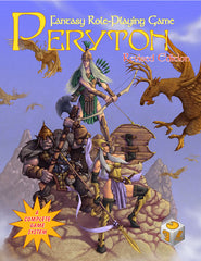 Peryton Fantasy Role-Playing Game