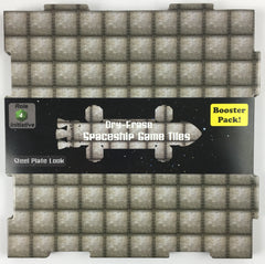Dry-Erase Dungeon Tiles, Steel Plate, Booster Pack