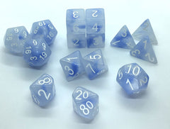 Set of 15 Polyhedral Dice : Siren's Song™
