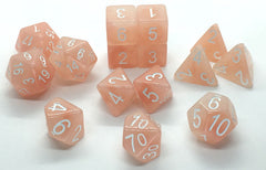 Set of 15 Polyhedral Dice : Pixie Wings™