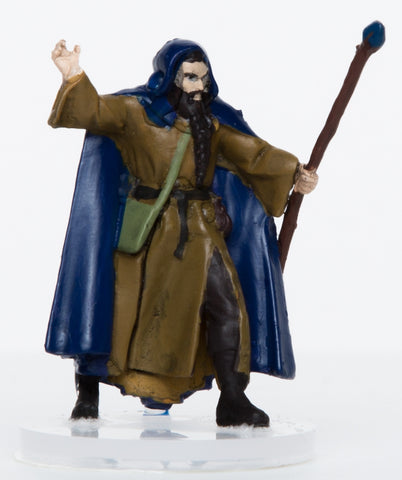 Characters of Adventure: Male Human Wizard