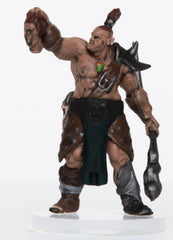 Characters of Adventure: Male Orc Shaman