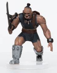Characters of Adventure: Male Orc Warrior
