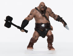 Characters of Adventure: Male Orc Battlemaster
