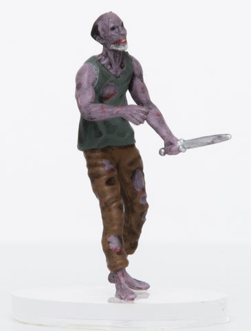 Copy of Characters of Adventure: Zombie Male Human Captain