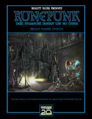 RunePunk: True20 Digital Edition PDF